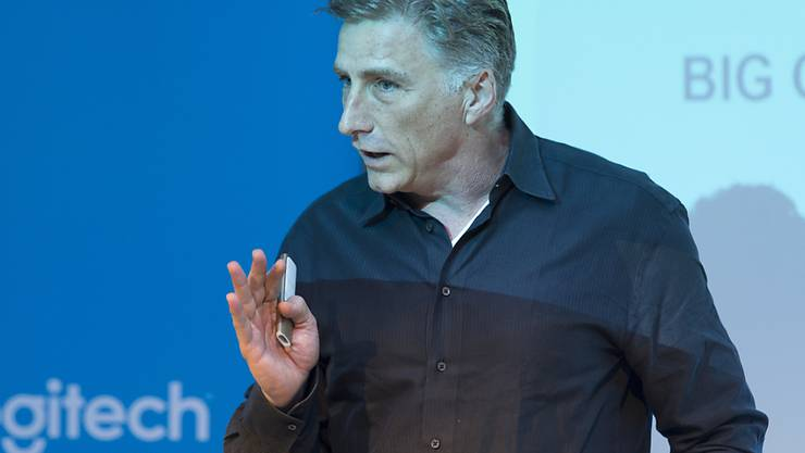 CEO Bracken Darrell ist mit seiner Gesellschaft nach wie vor erfolgreich unerwegs. (Archivbild)