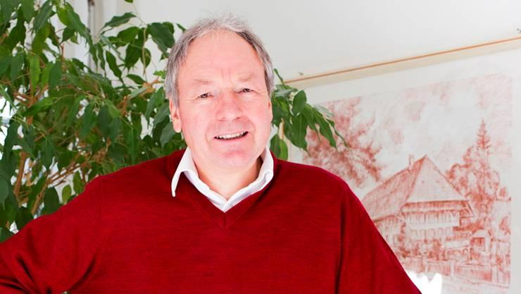 Markus Hugi ist mit 665 Stimmen als neuer Gemeinderat in Würenlos gewählt worden.
