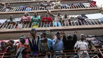 Afrika hat weniger Corona-Fälle als erwartet. (Symbolbild)