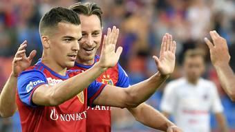 BG: FC Basel - Servette