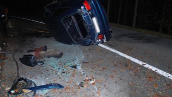 Der Fahrer war angetrunken (Symbolbild).