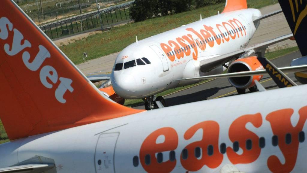 Easyjet will CO2-Emissionen aller Flüge ausgleichen