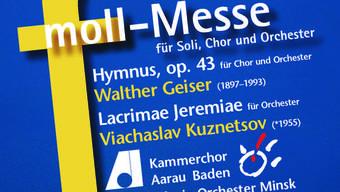 Konzerte Kammerchor