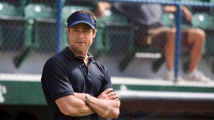 Brad Pitt in «Moneyball»
