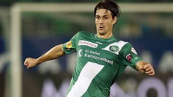 Marco Mathys erzielte den Siegtreffer für St. Gallen
