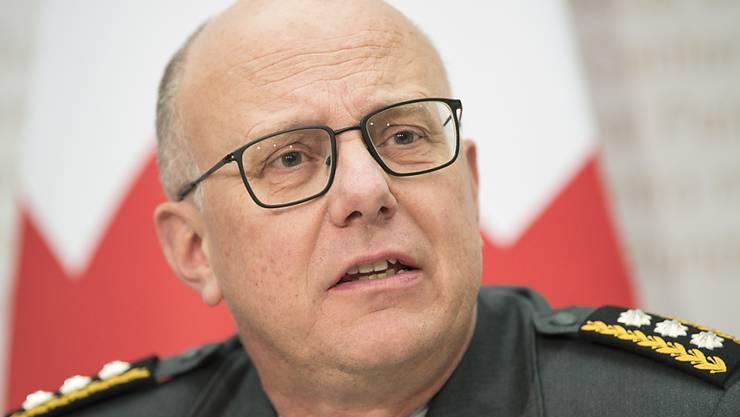 Armeechef Philippe Rebord räumt Fehler im Umgang mit Spesengeldern ein und will einen Kulturwandel auslösen.