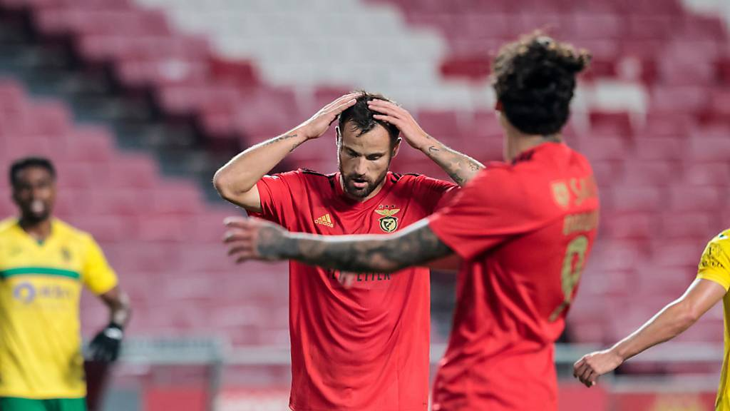 Haris Seferovic fehlt Benfica Lissabon wegen Corona