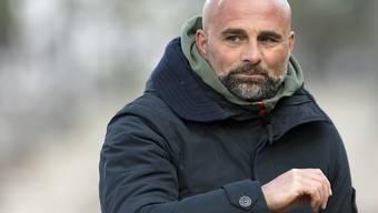 Lausanne-Coach Giorgio Contini erlebt bei seiner Rückkehr nach Winterthur einen geruhsamen Abend