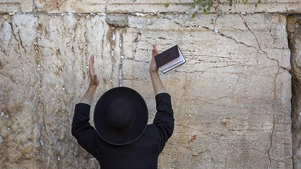Israels Präsident ruft zum Gedenken an Corona-Tote auf