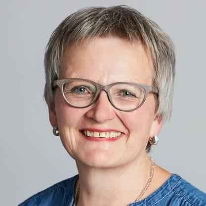 Regina Dobler, Leiterin der Geschäftsstelle der Winterhilfe Appenzell Innerrhoden.