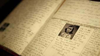 Ihr Tagebuch ist nun im Internet verfügbar: Nazi-Opfer Anne Frank.