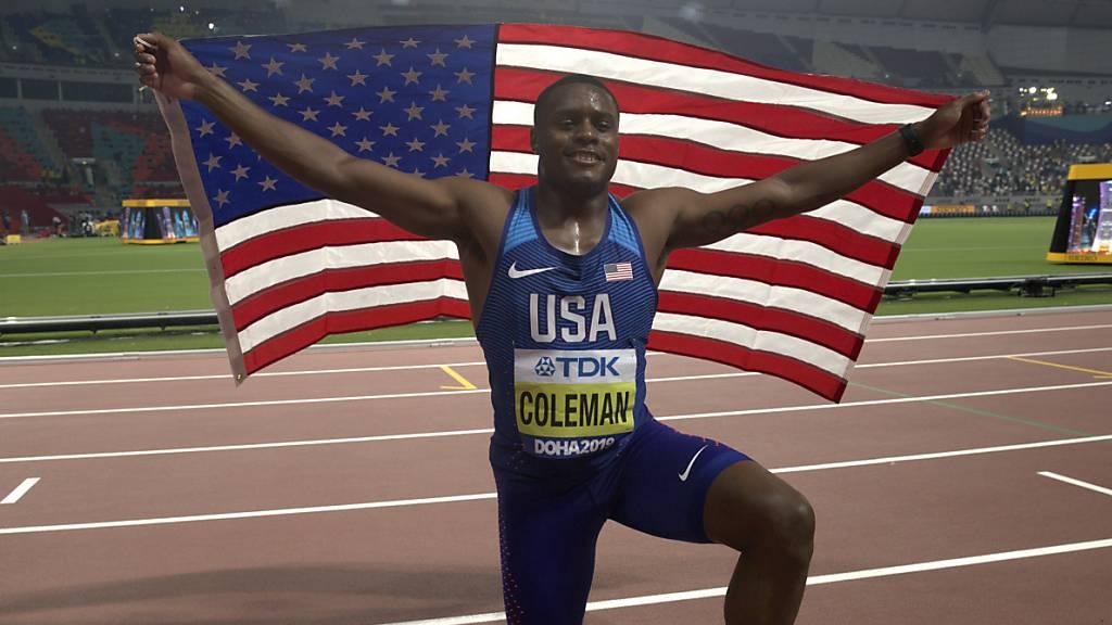 Coleman - ein Weltmeister mit Makel