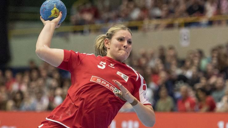 Trotz Niederlagen gibt es auch Positives bei der Schweizer Nati um Lisa Frey