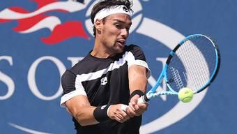 Beim US Open nicht mehr erwünscht: Fabio Fognini