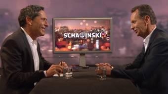 FDP-Parteipräsident Philipp Müller zu Gast bei Roger Schawinski.