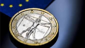 Wieder einmal geht Gefahr vom ihm aus: dem Euro.