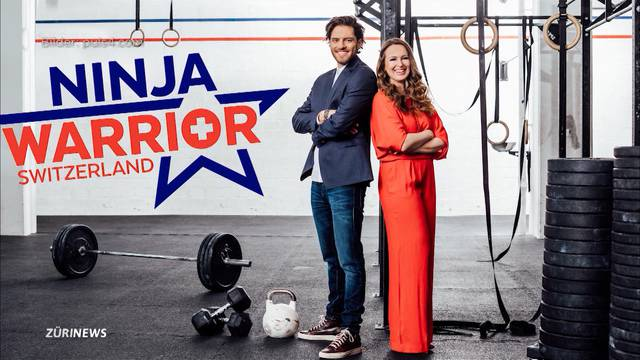 TV24 sucht den «Ninja Warrior Switzerland»