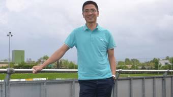 Im vergangenen August übernahm Thanh Dao das Präsidentenamt des Drittligisten FC Oensingen.