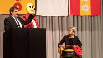 Feier für die neue Kantonsratspräsidentin Verena Meyer