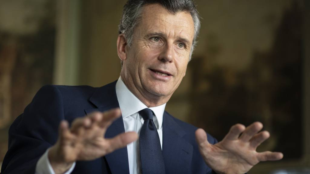 Bundesrat schickt Philipp Hildebrand ins Rennen um OECD-Chefposten