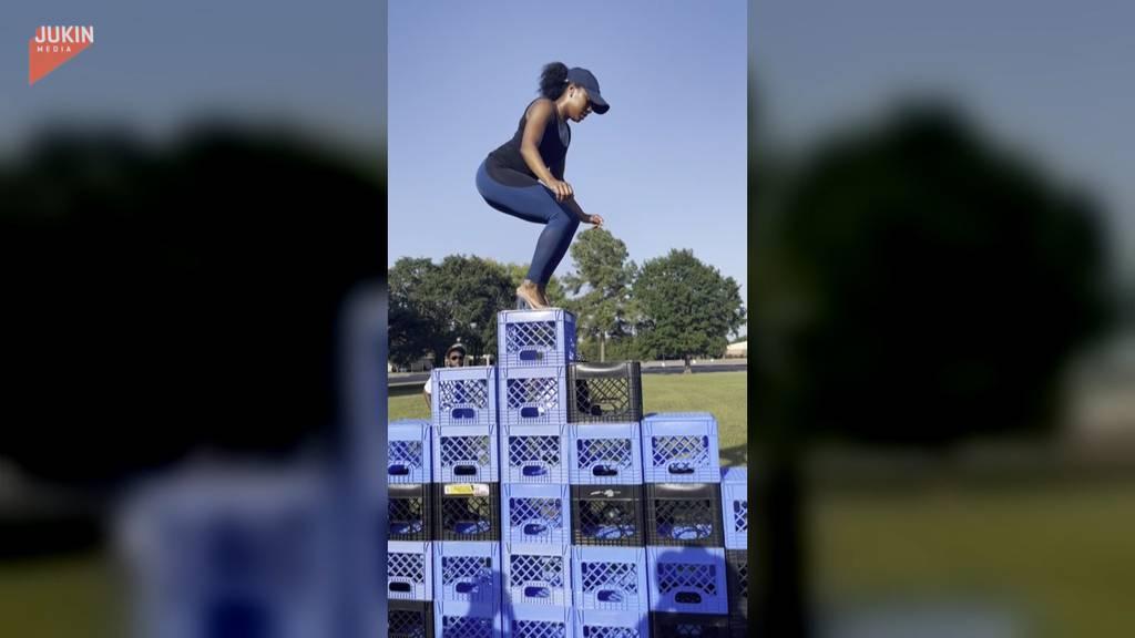 Wegen grosser Verletzungsgefahr: Tiktok verbietet «Milk Crate Challenge»
