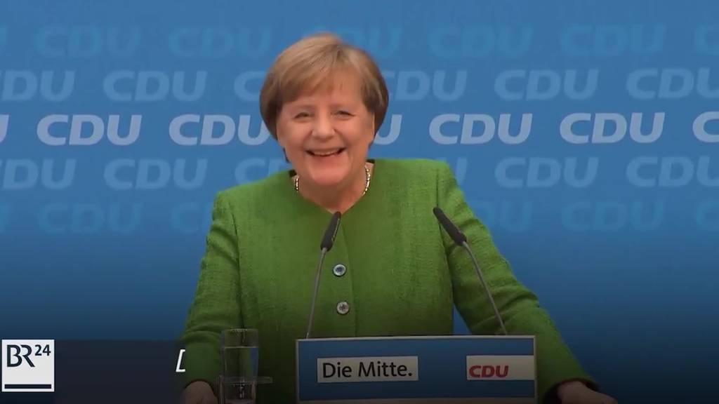 Bundeskanzlerin Angela Merkel tritt ab – die besten Momente aus ihrer Amtszeit
