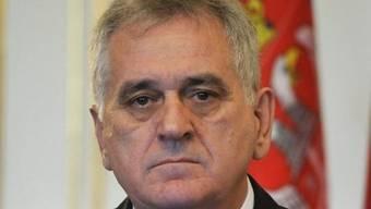 Serbiens Präsident Nikolic darf nicht ins Kloster Gracanica vor den Toren von Pristina reisen (Archiv)