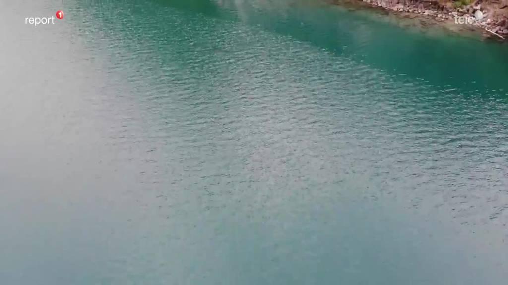 Vergessene Prunkstücke - Raststätte Walensee