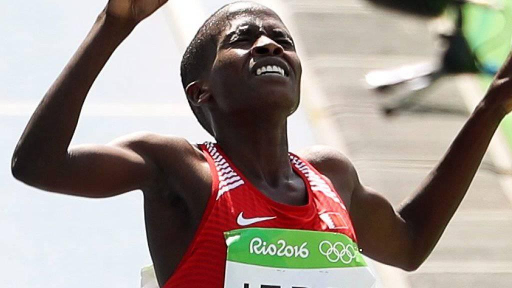 3000 M Weltrekord