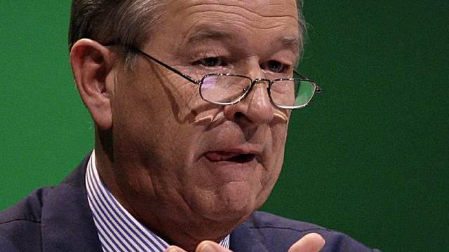 Ex-UBS-Präsident Ospel (Archiv)