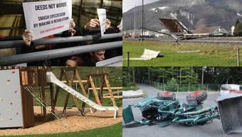 Die Solothurner Kantonspolizei hatte auch 2018 viel zu tun. Die unterschiedlichsten Vorfälle hielten die Beamten auf Trab.