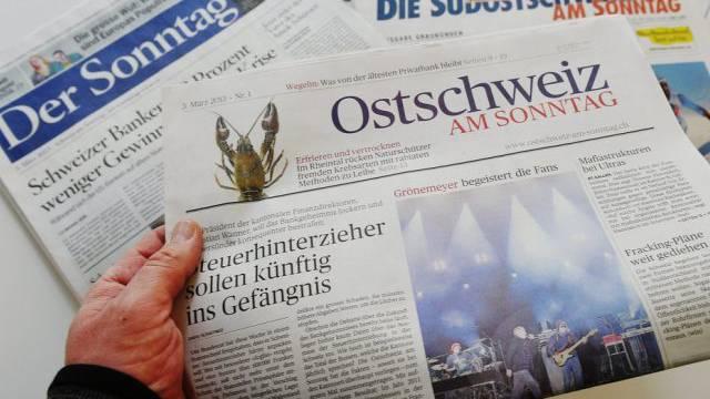 """Die """"Ostschweiz am Sonntag"""" ist Cannabisproduzenten auf der Spur"""