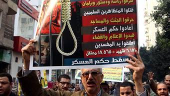 Demonstrationen der Muslimbruderschaft sind nun verboten (Archiv)
