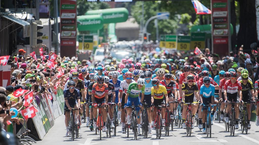 Themenwoche - Tour de Suisse