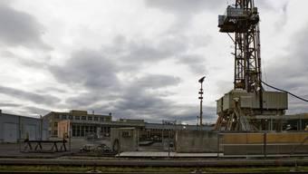 Die Geothermie-Bohrung in Basel führte 2006 zu einem Erdbeben der Stärke 3,4 auf der Richterskala. (Archivbild)