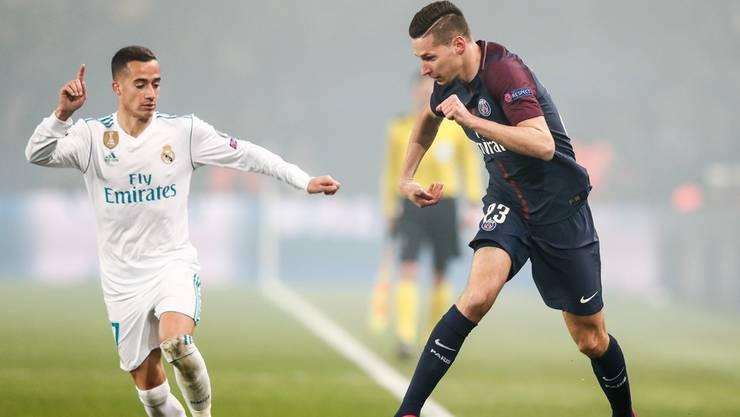 Julian Draxler: «Am Ende hat Real Madrid das Ding so was von souverän runtergespielt, dass die nicht mal im Ansatz nervös waren.»