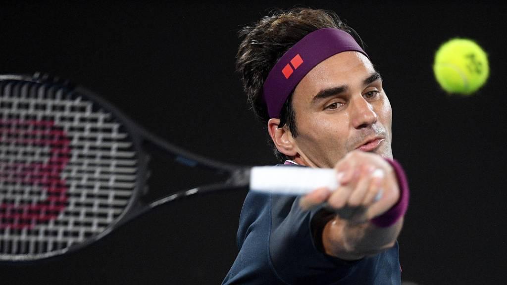 Federer bleibt auch gegen Filip Krajinovic ohne Satzverlust