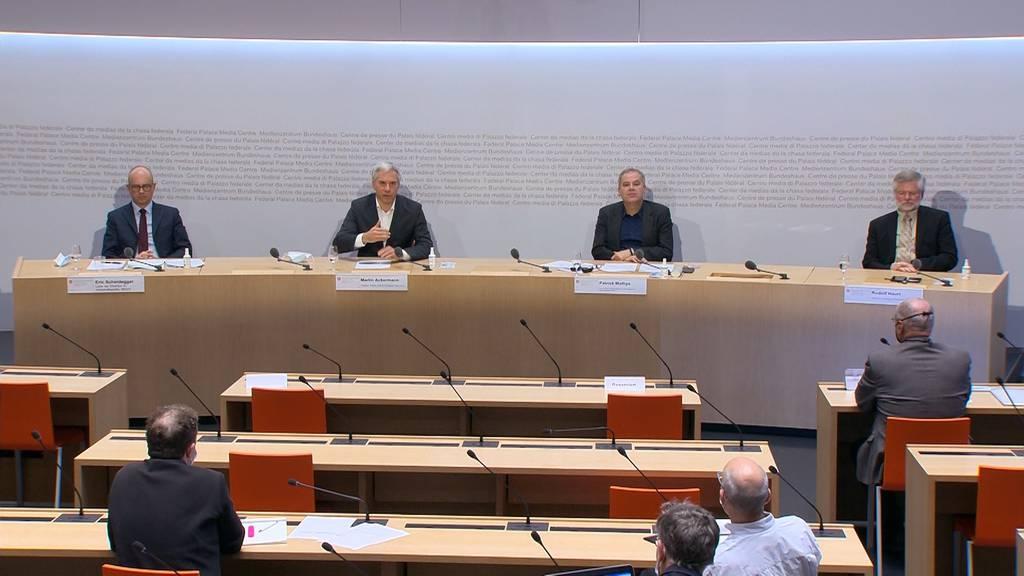 Task Force, BAG und Kantonsärzte fordern sofort härtere Massnahmen