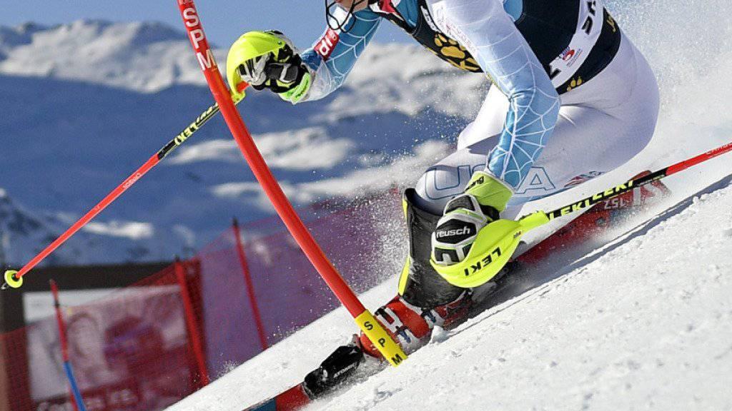 Mikaela Shiffrin - im Slalom schlicht unschlagbar