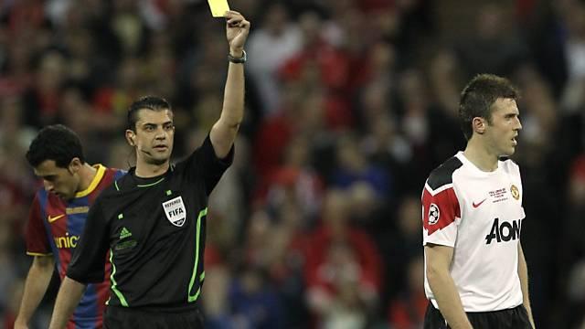 Michael Carrick fehlt gegen die Schweiz.
