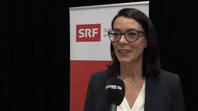 Wappler ist SRF-Direktorin: «Darauf hatte ich Lust und darauf freue ich mich»