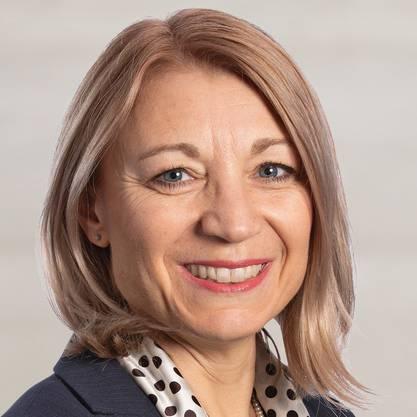 Yvonne Feri, SP