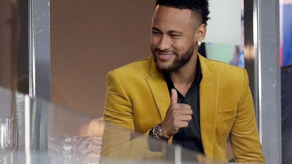 Neymar hat Gastauftritt in Netflix-Serie