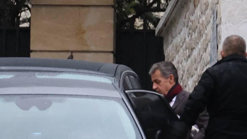 Frankreichs Ex-Staatschef Sarkozy wieder vor Gericht