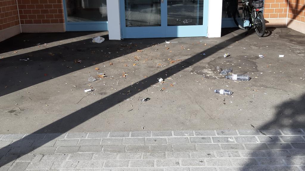 Vandalenakte in Oberuzwil – «So kann es nicht weiter gehen»