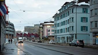 Im März 2018 kam es hier an der Zürcherstrasse zu einer Auseinandersetzung: Der Fall liegt beim Bezirksgericht Dietikon.