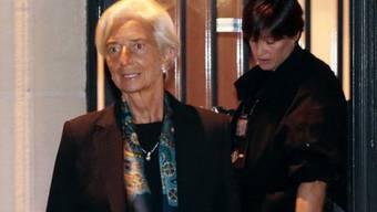 Erneut Ungemach für die IWF-Spitze: Christine Lagarde (Archiv)