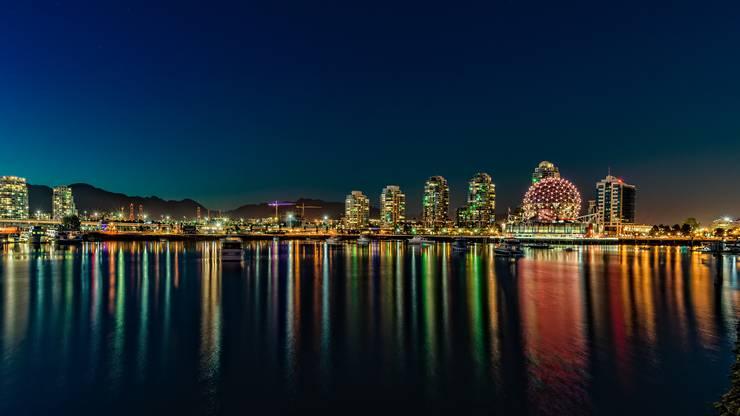 Platzt 10: Die Seehafenstadt Vancouver hat eine wettbewerbsfähige und kreative Kunstszene, robuste Naturschönheiten und viele Möglichkeiten