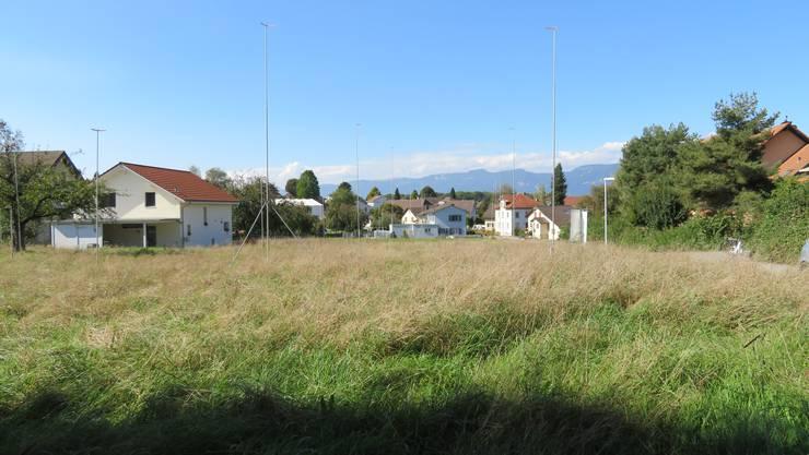 Einig ist man sich, dass im Dorfzentrum nicht nur für die schnelle Rendite gebaut werden soll.