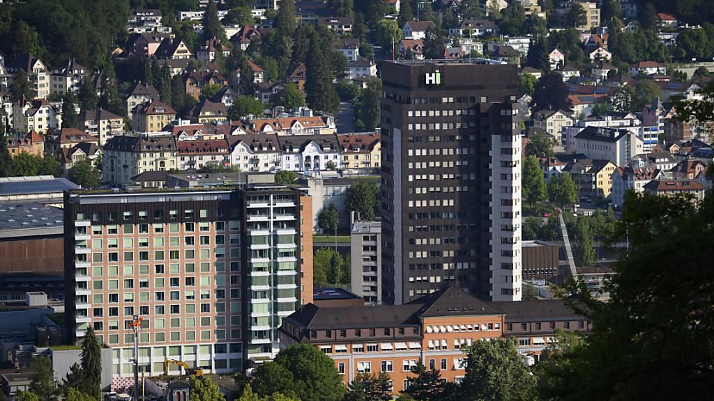 Kanton St.Gallen unterstützt Spitäler mit 42,3 Millionen